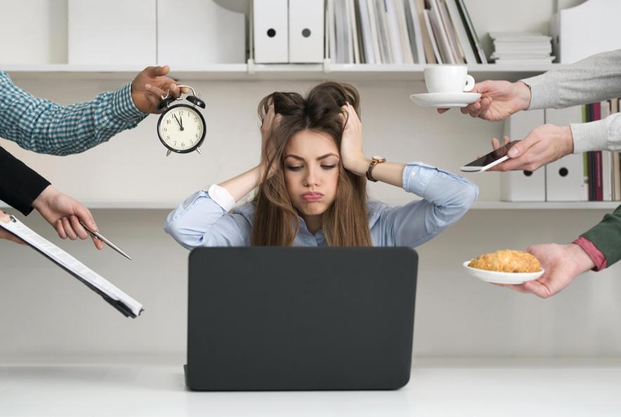 Stress Auswirkung Darm